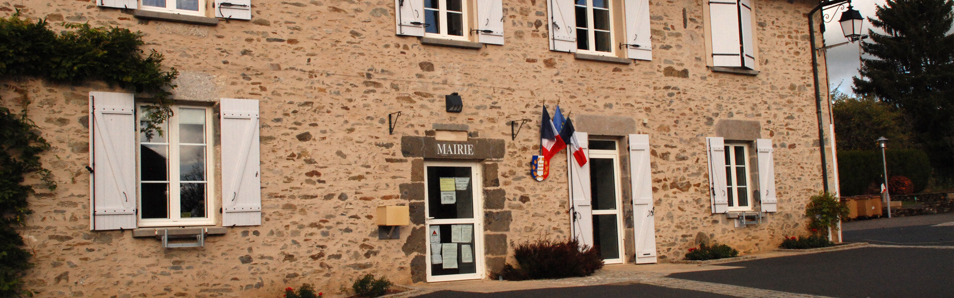 Commune de Roannes Saint-Mary - Cantal